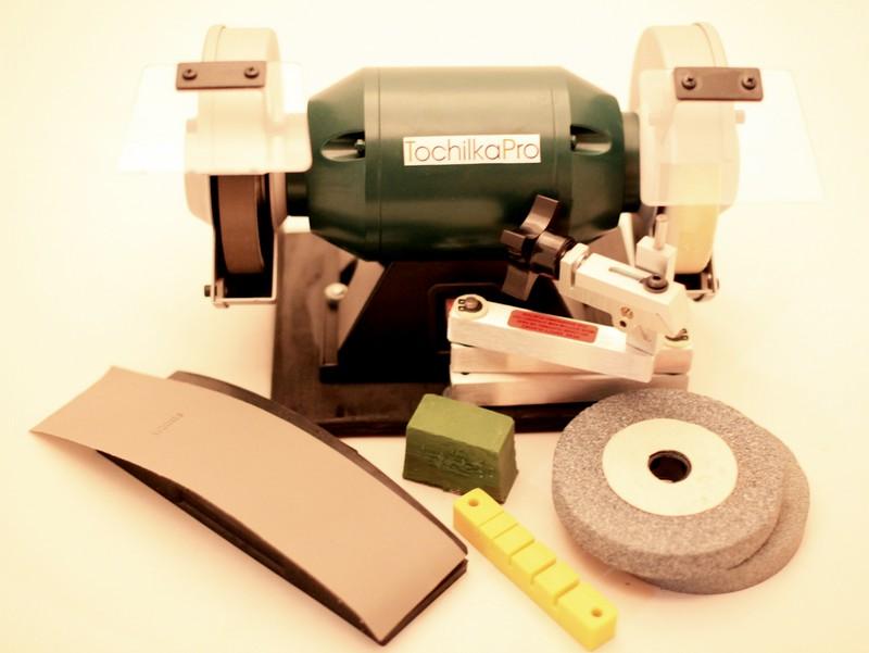 Манипулятор для заточки ножниц 152