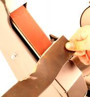Заточка ножа газонокосилки