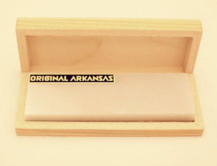 Брусок Arkansas 150x50x10 translucent