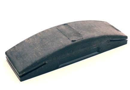 Блок для доводки ножниц