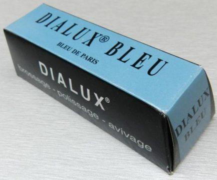 Паста Dialux Bleu Голубая