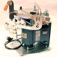 Заточной станок Bosch HS-150 с отводом для подключения пылесоса