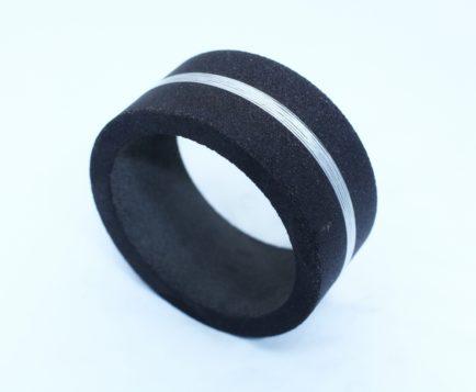 Абразивный круг коричневый 200х160х90