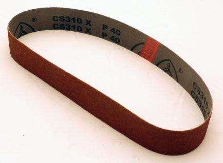 Лента абразивная 800x45 мм (зерно 40)