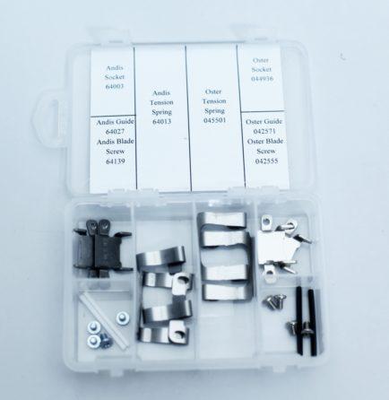 Набор запасных частей для ножевых блоков