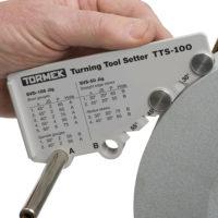 Tormek TTS-100 - Применяется при заточке токарного инструмента