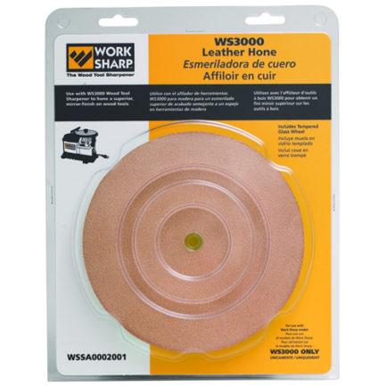 Диск кожаный для WorkSharp WS3000