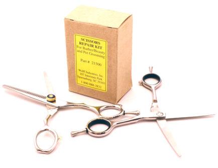 Набор запасных частей для ножниц