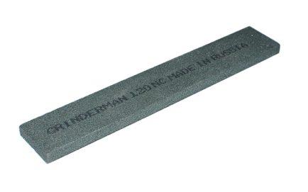 Камень GRINDERMAN 25х6х152мм из карбида кремния F120