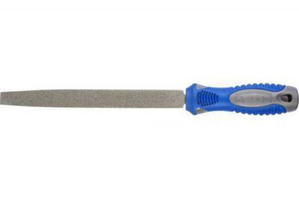 Напильник плоский с алмазным напылением ЗУБР P120
