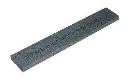 Камень GRINDERMAN 25х6х152мм из карбида кремния F220