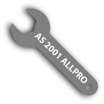 Сервисный набор для заточного станка ProSharp  AS 2001