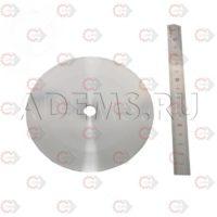 Диск металлический с центровкой Ø 125 мм для станков Adems Full Drive и Adems Light