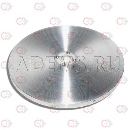 Планшайба Ø350 мм для станка ADEMS FRONT PLATE (плоскость-конус 0,25гр)