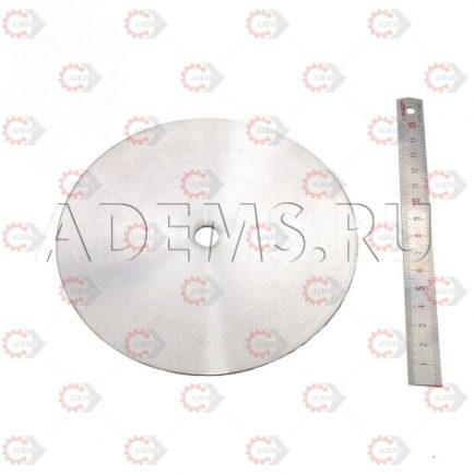 Диск металлический с центровкой Ø 150 мм для станков Adems Full Drive и Adems Light (Копировать)