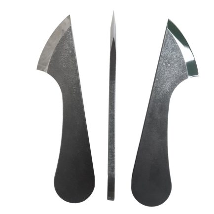 Нож ремесленный ПЕТРОГРАДЪ, римский тип, 200мм, двусторонняя заточка