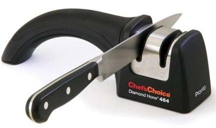 Механическая точилка Chef's Choice - микросеррейторных лезвий