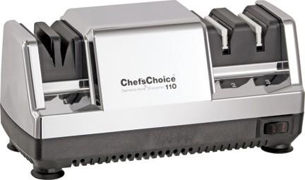 Электрическая точилка для ножей Chef`s Choice (Хром) 110H