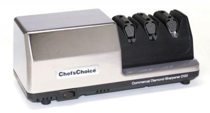 Профессиональная точильная станция Chef's Choice 2100