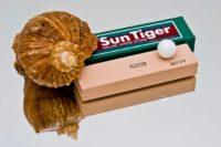 Камень точильный водный King Sun Tiger 6000 grit 103x25x15