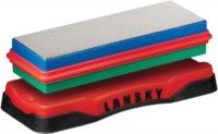 Lansky Diamond Bench Stonee 5x15 Fine/Med 600/280grit
