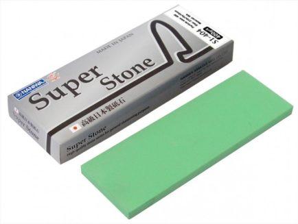 Японский водный камень Naniwa Super Stone 400 grit
