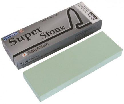 Японский водный камень Naniwa Super Stone 10000 grit