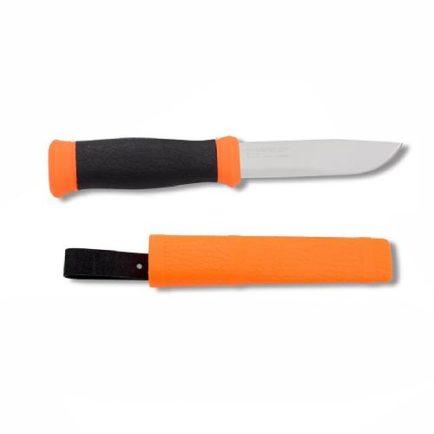 Нож Morakniv Outdoor 2000 Orange, нержавеющая сталь, 12057