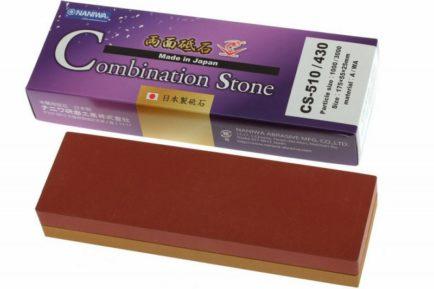 Японский водный камень Naniwa Combination Stone 1000/3000 grit