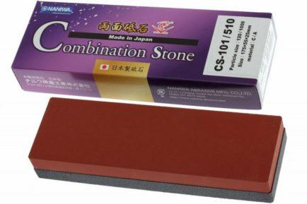 Японский водный камень Naniwa Combination Stone 120/1000 grit